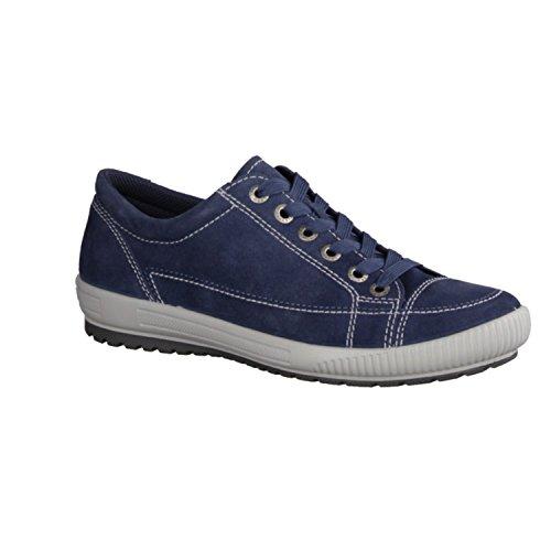 Legero Tanaro - Zapatillas para Mujer Azul Vaquero