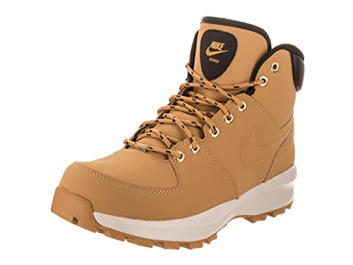 newest 0c454 ddfd1 Galleon - NIKE Men s Manoa Leather Haystack Haystack-Velvet Brown 11
