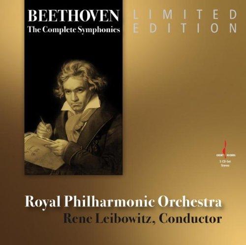 Sinfonien 1-9 (Ga) - Ludwig Van Beethoven, Rene Leibowitz: Amazon.de: Musik
