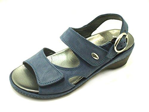 GRUNLAND sandalo DORA SE0072-68 AVIO