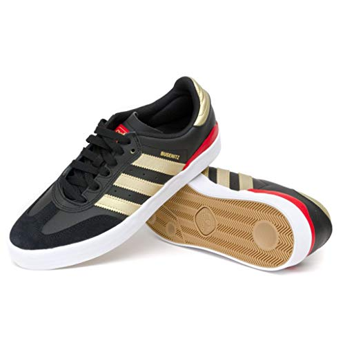 10 scarlet5 Adidas Skate Gum gold Ftwwht 5 bianco Metallic Core Black Busenitz rP6UPqX