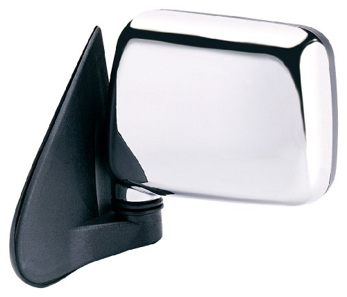 Rodeo Manual Mirror - Fit System 64006I Isuzu Driver Side Replacement OE Style Manual Folding Mirror