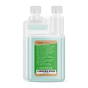 Descaling Solution Coffee Maker Cleaner - All Natural w/8+ Uses Per Bottle for Keurig, Saeco, Gaggia, Ninja and all Coffee and Espresso Makers