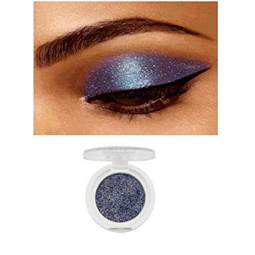 ANBOO Metallic Shimmer Eye Shadow, Loose Pigment Pearl Makeup Palette