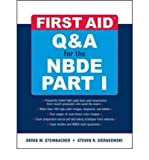 First Aid Q&A for the NBDE: Pt. 1 (First Aid) (Paperback) - Common
