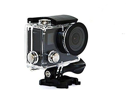 TechComm AT120 4K 14MP Ambarella Waterproof Wide Angle Action Camera