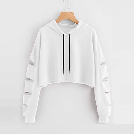 Amazon.com: lotus.flower 2018 Fashion Casual Womens Long Sleeve Sweatshirt Jumper Pullover Solid Blouse (M, Black): Arts, Crafts & Sewing
