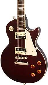 Epiphone Les Paul Traditional Pro WR ENLTWRSNH3 - Guitarra eléctrica, color wine red