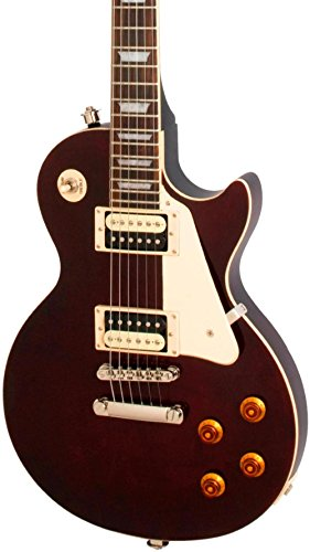 Epiphone Limited Edition Les Paul Traditional PRO Electric Guitar Wine Red (Paul Les Classic Antique Gibson)