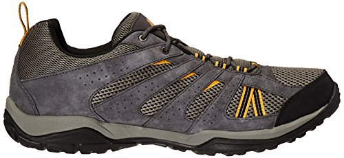 Columbia - North PlainsTM Drifter da uomo Charcoal, Golden Yellow