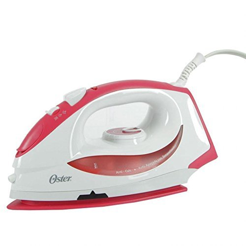 Oster Ceramic Steam Iron with Auto Shut-Off (NOT FOR USA) For Export Only. Do Not Use In The USA. International 220-240 Voltage