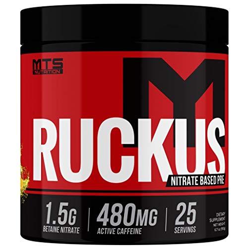 MTS Nutrition Ruckus   25 Servings - Pineapple