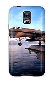 Hot Style CqpGlxl1854kDtmx Protective Case Cover For Galaxys5(aircraft )