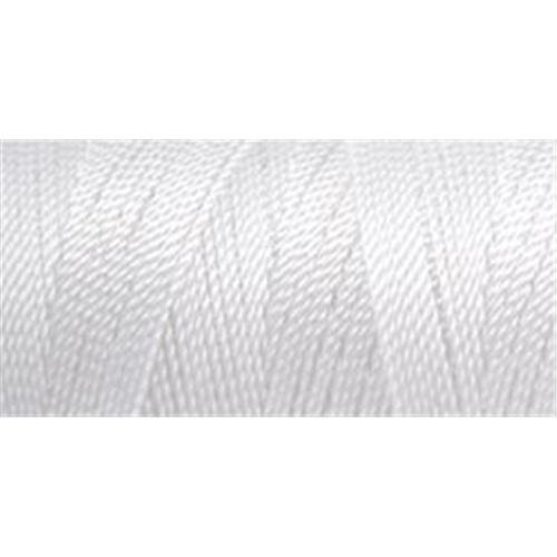 Nylon Crochet Thread 300 Yard White