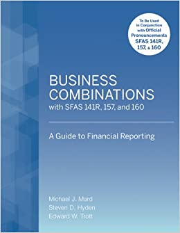 business combinations and financial results of amazon.com essay Sample assignments assignment 1: amazoncom business combinations and financial results analysis what role did the mortgage-backed.