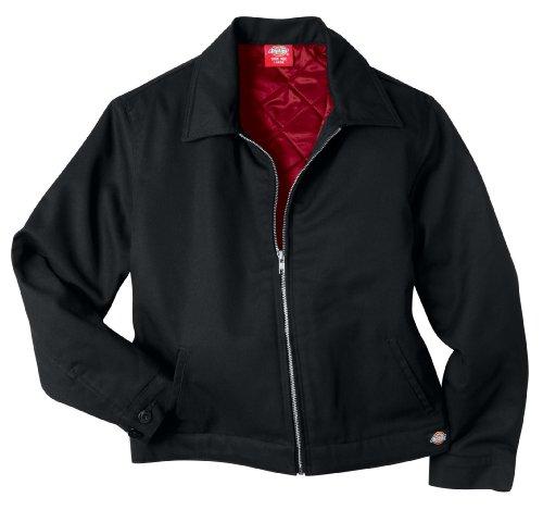 Dickies Women's Eisenhower Jacket,Black,Large