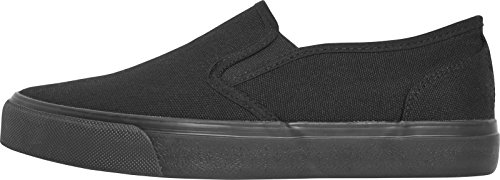 Sneaker Classics Mixte Adulte Low on Baskets blk Urban Noir blk Slip 00017 6ExWdpwEq