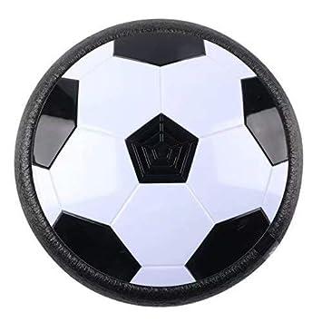 RICISUNG pelota de fútbol flotante con luz LED para interiores ...