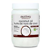 Nutiva Organic Coconut Oil Virgin, 860Ml