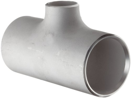 Stainless Steel 304/304L Pipe Fitting, Reducing Tee, Schedule 10, 3