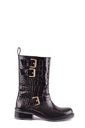 Dsquared2 Women's MCBI107225O Black Leather Ankle Boots UbpivXB