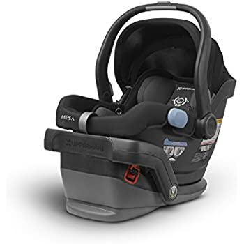 2018 UPPAbaby MESA Infant Car Seat - Jake (Black)