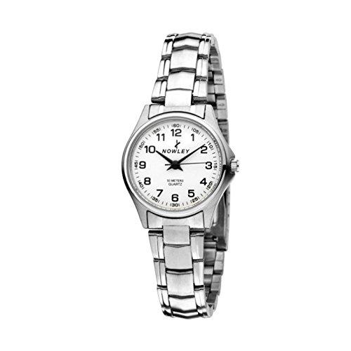 Nowley 8-2652-0-0, Reloj de mujer, fondo y brazalete