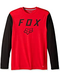 Men's Contended Long Sleeve Tech Tee