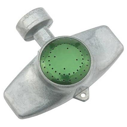 Amazon.com: Fiskars marcas 876 CGT Círculo Spot Sprinkler, 1 ...