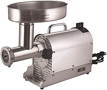 Weston 10-3201-W Pro Series Electric Meat Grinder