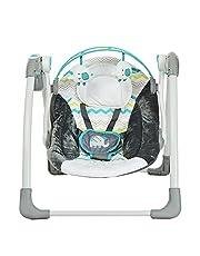 مرجيحة أطفال محمولة ديلوكس للاولاد من ماستيلا - متعددة الالوان