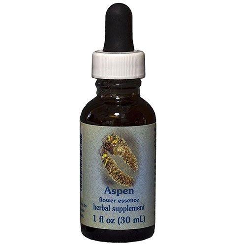 Aspen Dropper - Flower Essence Services Aspen Dropper Herbal Supplements, 1 Ounce