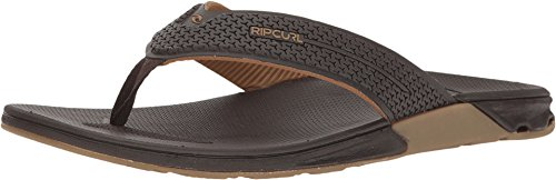 Rip Curl Mens The Game by Gabriel Medina Sandal Brown Hthly