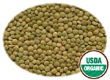 20 LBS Organic Green Lentil Beans