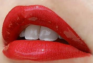 LipSense Liquid Lip Color, Crimson Red, 0.25 fl oz 7.4 ml