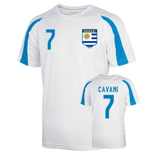 【お年玉セール特価】 Uruguay XXL Sports Training Jersey (cavani Uruguay 7) - Kids B07JV8NJP7 (cavani XXL (50-52