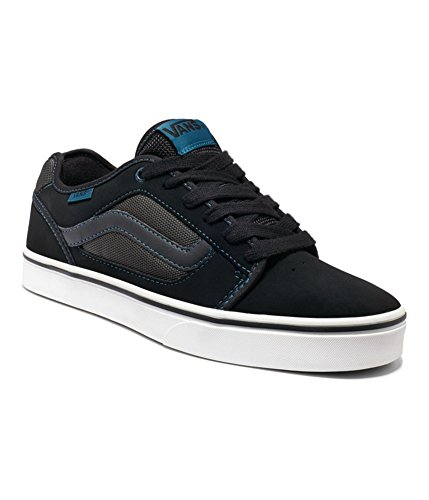 Camionnettes Mens Torer H-buck Sneakers Blackmoroccan