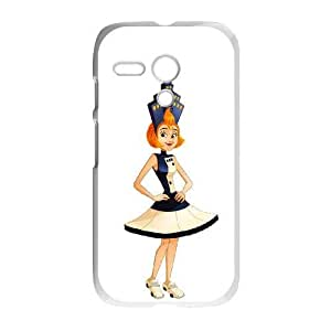 Motorola G phone cases White Meet the Robinsons cell phone cases Beautiful gifts YWRD4657882