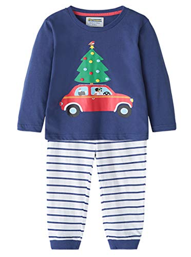 Fiream Boys Cotton Long Sleeve Clothing Sets(SY011,18Months)