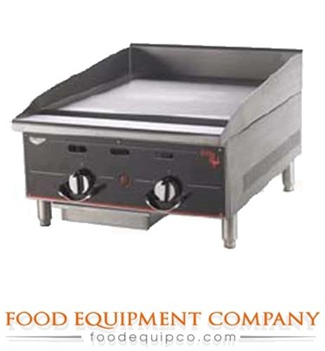 Vollrath 924GGT Cayenne Heavy-Duty Thermostatic Griddles