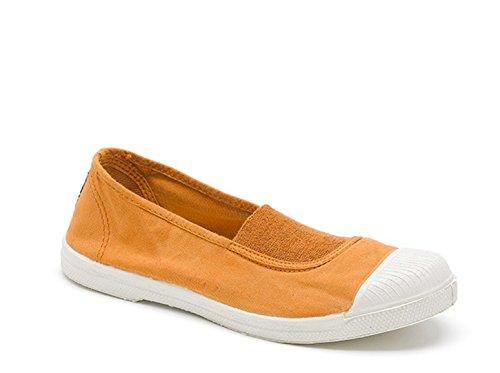 Tela Donna Centrale World Vegan Sneakers Natural Elastico Scarpe Eco per Trendy in con z4q7Yg