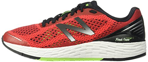 Course Pour Red Vongo Foam Lime Balance Energy V2 De Chaussures energy Hommes Rouge Fresh New HYxRA5q