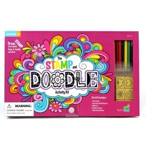 The Stamp and Doodle Activity Kit House of Marbles