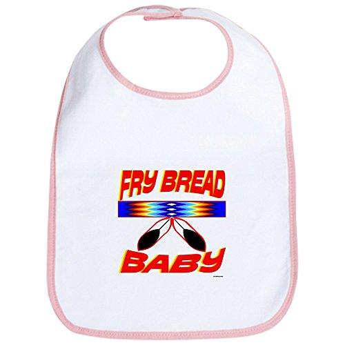 CafePress NATIVE AMERICAN BABY Bib Cute Cloth Baby Bib, Toddler Bib