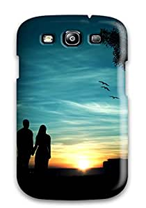 4246196K68584743 Top Quality Protection Love With You Case Cover For Galaxy S3