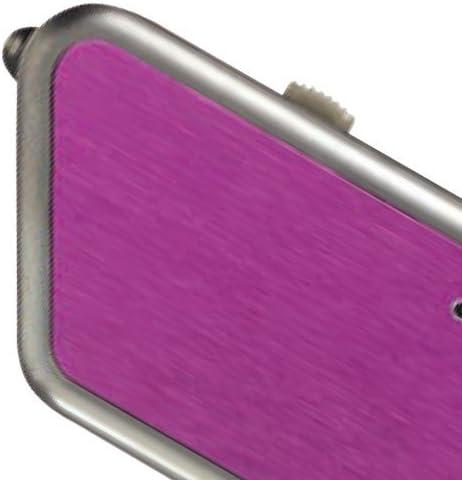 ASP Sapphire USB with Violet Aluminum Side Panel