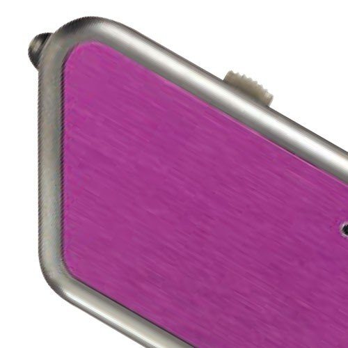 - ASP Sapphire USB with Violet Aluminum Side Panel