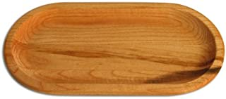 product image for J.K. Adams 8-Inch-by-4-Inch Maple Wood Appetizer Tray