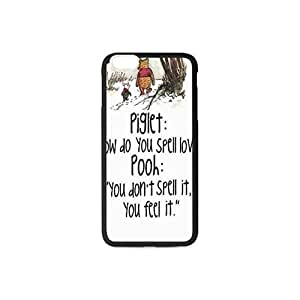 iPhone 6 Plus Case, Flexion **Mixture** [Guardian Series] Hard Case with Pattern Winnie The Pooh Christopher Robin - Stylish ECO-Friendly Packaging - for iPhone 6 Plus 5.5inch