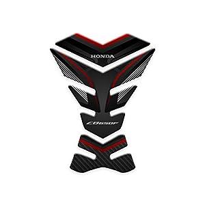 GP-244 Protège-réservoir pour moto Honda CB 650F noir